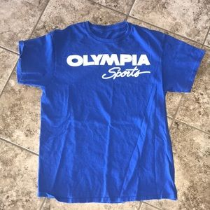 Olympia Sports T-shirt Size Small